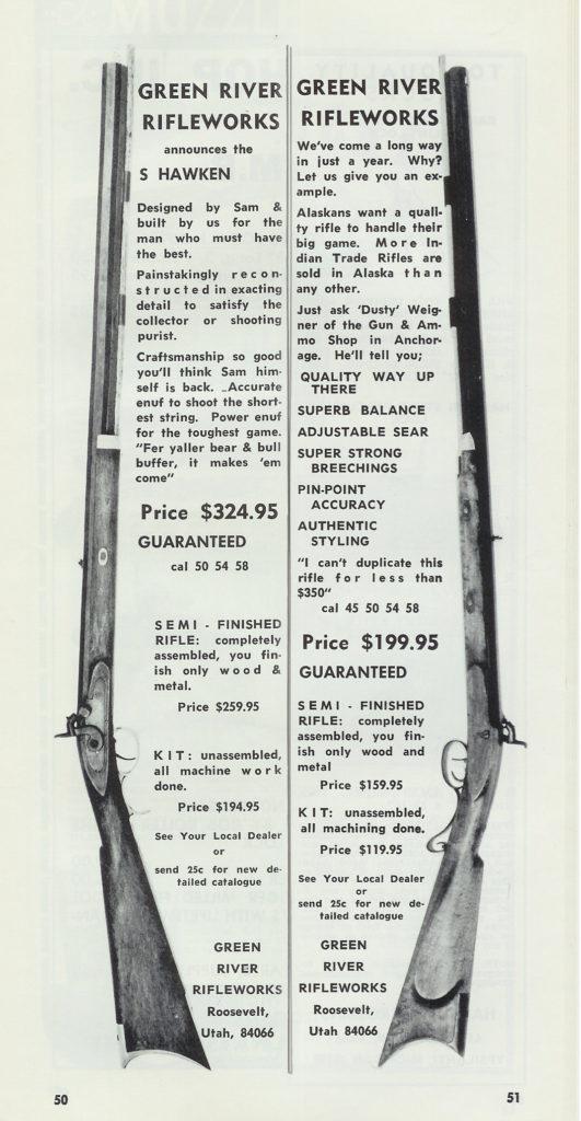 First GRRW S. Hawken ad