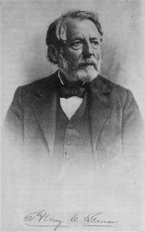 Henry E Leman