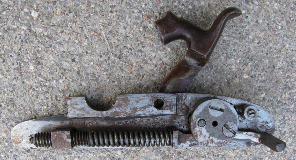 Bob Kern Coil Spring Lock Internals