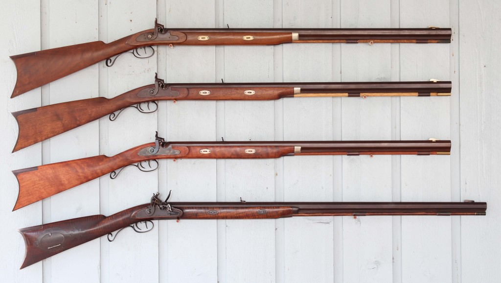 Contemporary Hawken Rifles of 70's & 80's 2