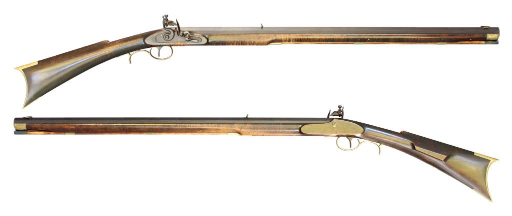 Turtle Leman - GRRW Leman Indian Rifle - Kit Gun