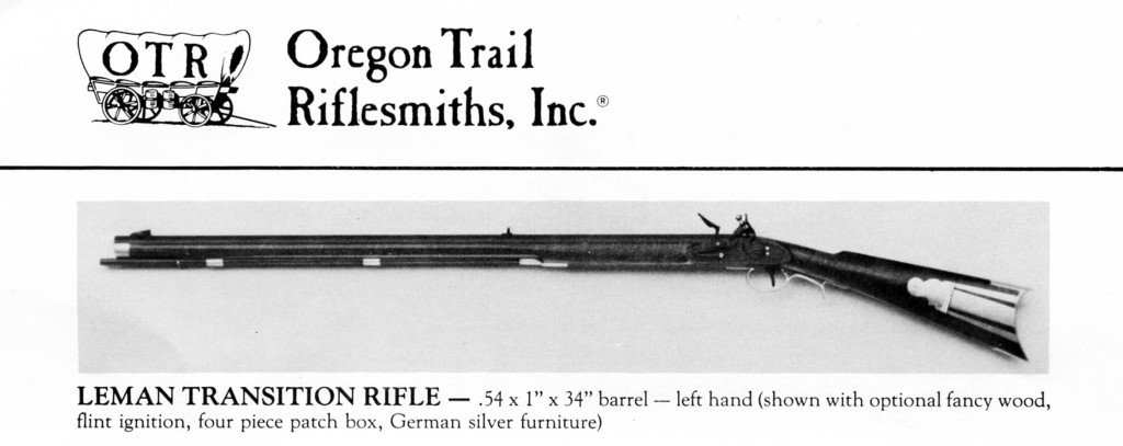 OTR Catalog, Leman Transition Rifle