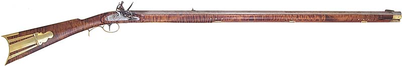 Early Leman Rifle assembled from OTR parts
