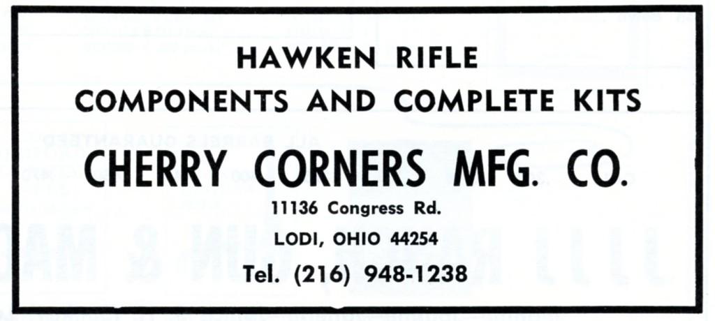 Cherry Corners ad