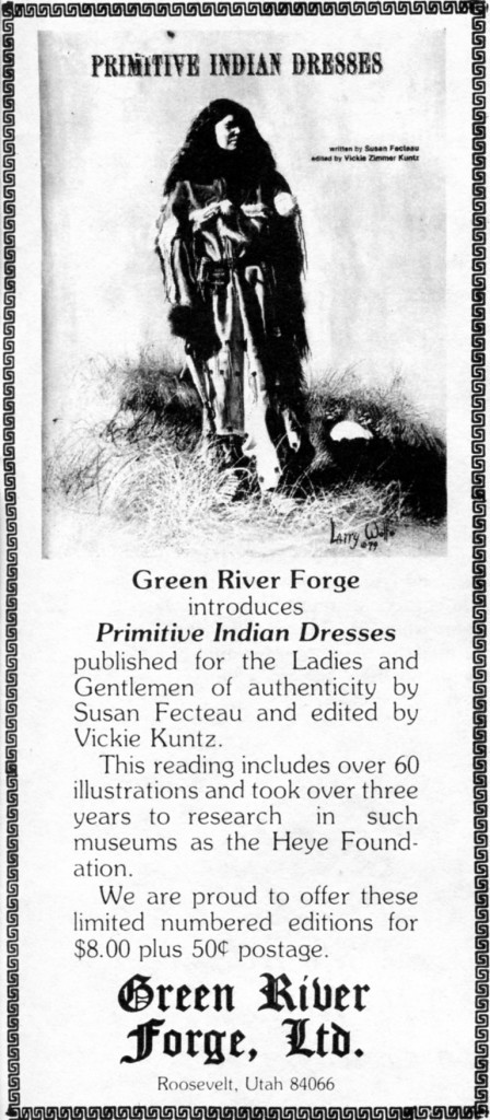 Green River Forge Ltd ad
