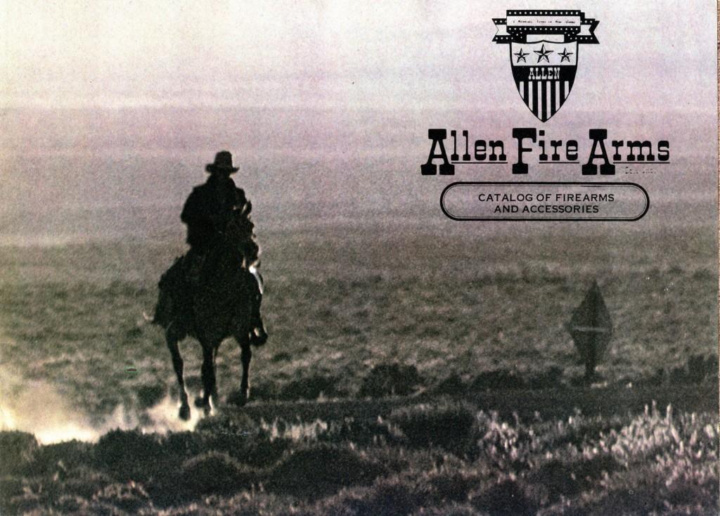 83 Allen Firearms Catalog cover