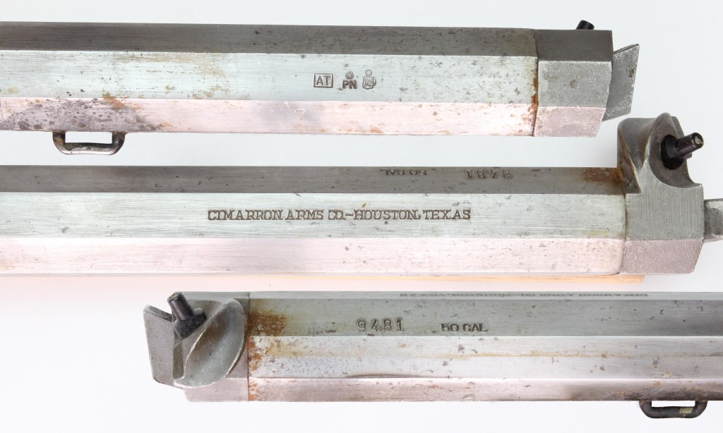 Uberti Hawken kit - Cimarron Arms Co - SN 9481