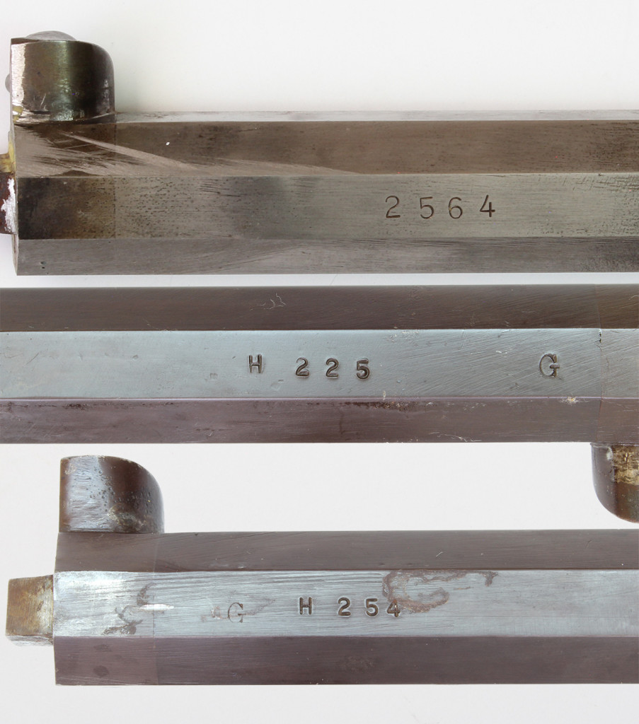 Navy Arms & Ithaca serial numbers